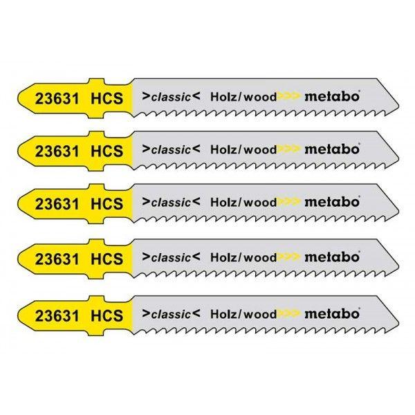 Metabo pilový list T 119B dřevo 5ks
