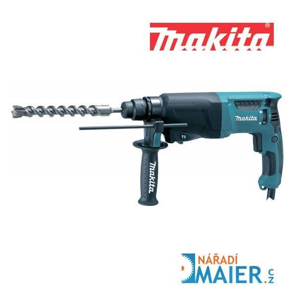 Makita HR2610T kombinované kladivo 800W