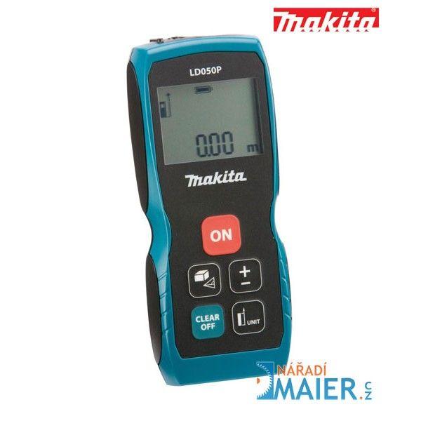 Makita LD050P laserový měřič 50m