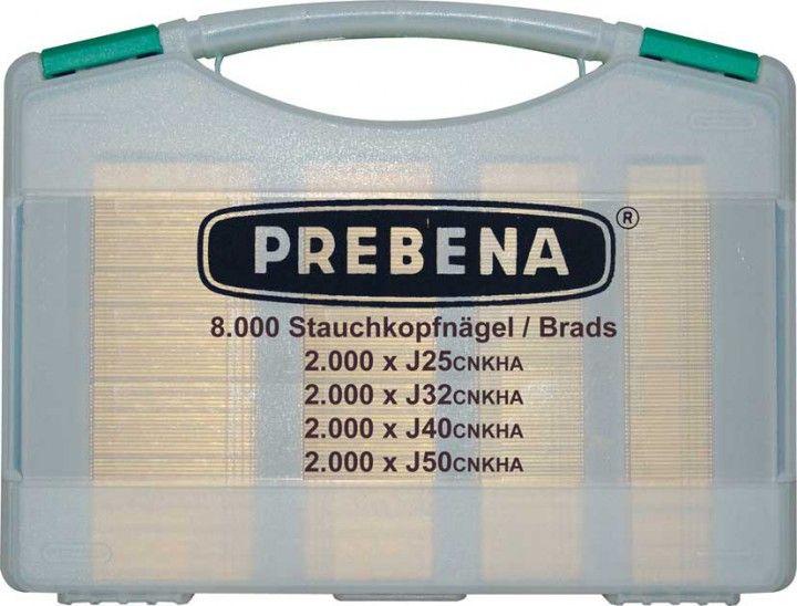 Prebena J-BOX hřebíky v kufru