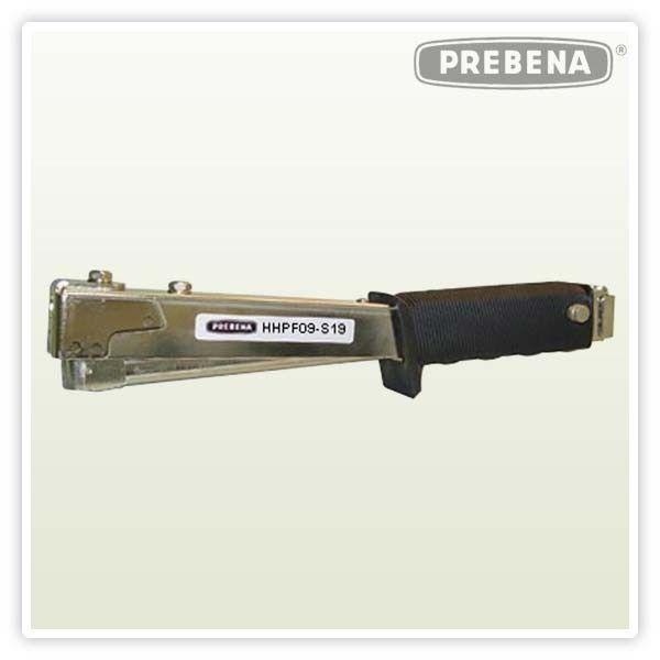 Prebena HHPF09-S19 ruční sponkovačka