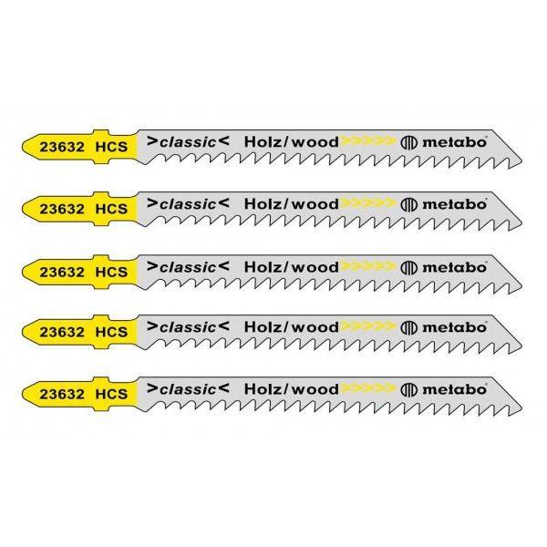 Metabo pilový list T 111C dřevo 5ks