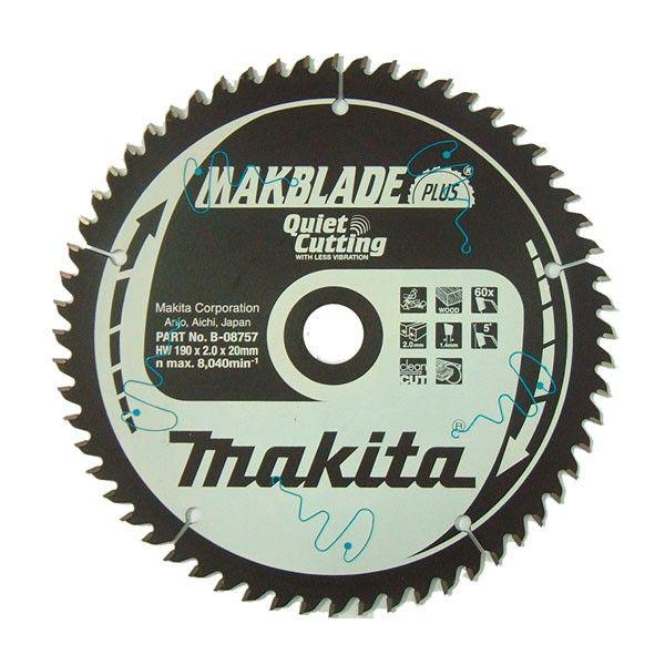 Makita B-08779 pilový kotouč 260mm 80z