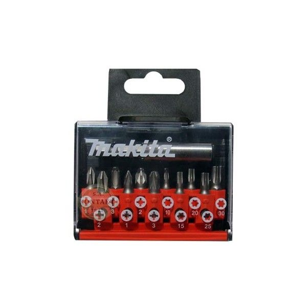 Makita D-31083 sada bitů 12ks