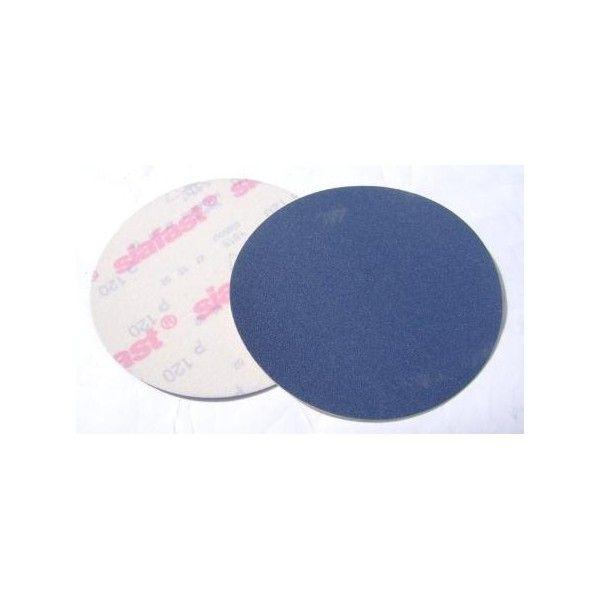 SIA brusný kotouč 150 mm K 100 modrý
