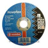 Řezný kotouč 125x2,5x22,2 Novoflex ocel