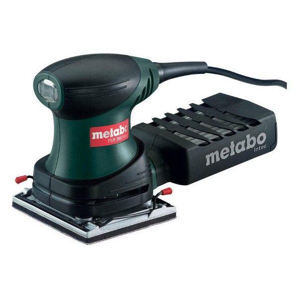 Metabo FSR 200 Intec vibrační bruska