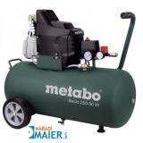 METABO Basic 250-50 W kompresor olejový