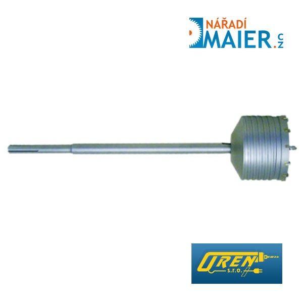Oren komplet SDS-MAX 80mm/320mm korunka