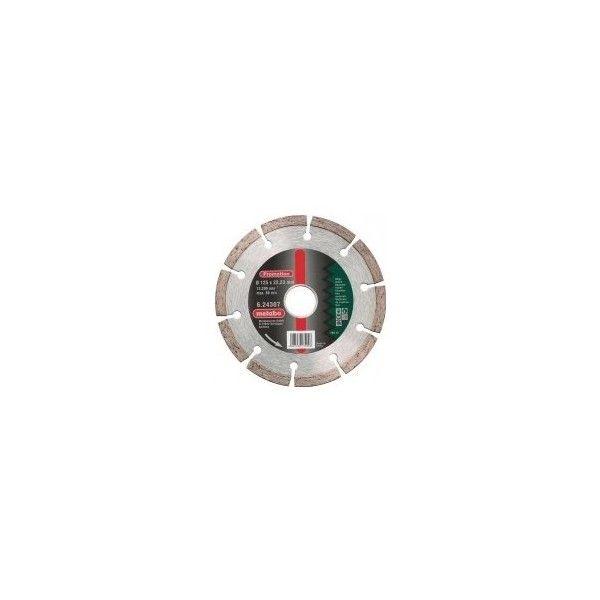 Metabo 624306 115mm diamantový kotouč