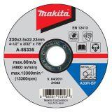 Makita A-85335 230x2,5x22 řezný kotouč