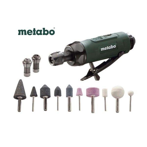 Metabo DG 25 Set přímá vzduchová bruska