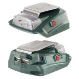 METABO PA 14.4-18 LED-USB Adaptér