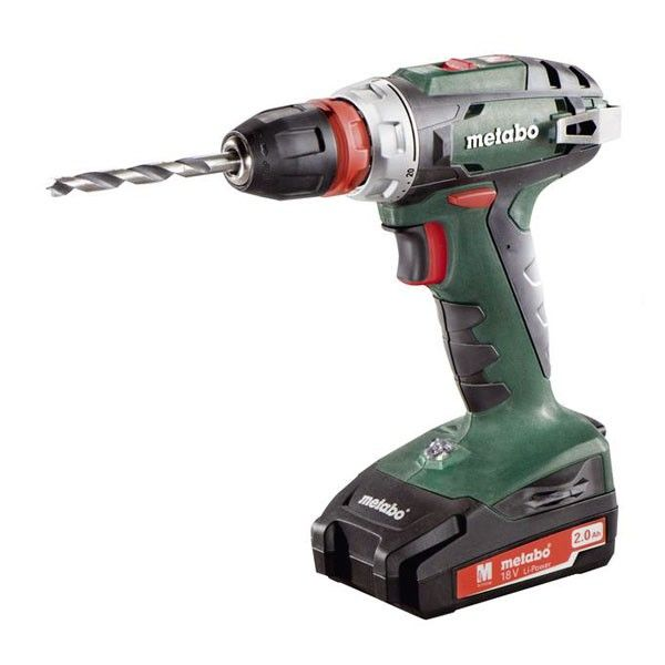 METABO BS 18 Quick 602217950 aku vrtačka