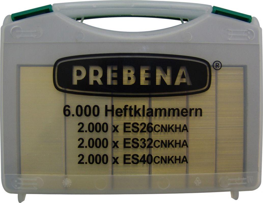 Prebena ES-BOX spony