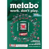 Metabo 18V program