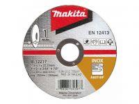 Makita 125x1,0x22 řezný kotouč na železo