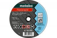 Metabo 616121000 150x3,0x22,2mm modrý řezný kotouč