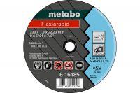 Metabo 616183000 150x1,6x22mm Flexirapid/nerez řezný