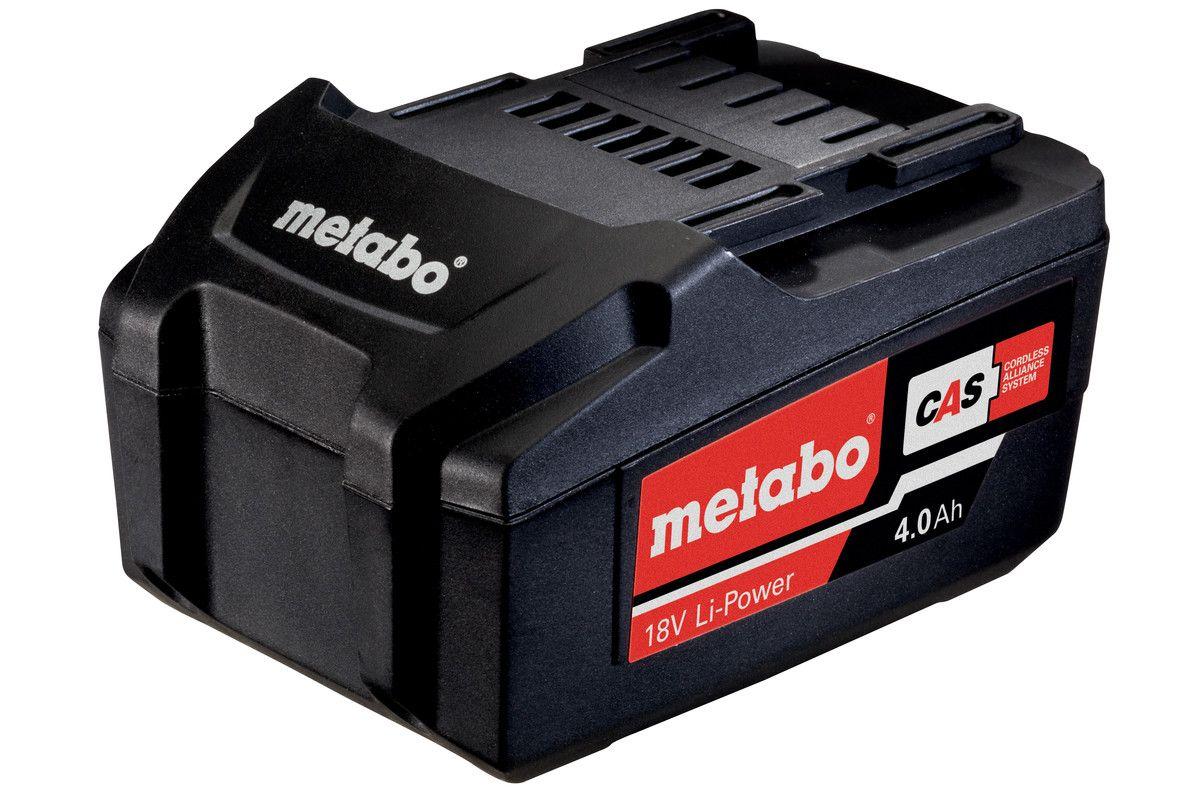 Metabo akumulátor Li-ion 4,0 Ah