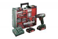 Metabo BS 18 Mobílní dílna
