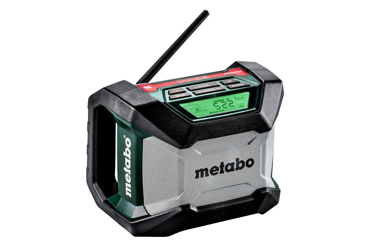 Metabo R 12-18 BT stavební rádio
