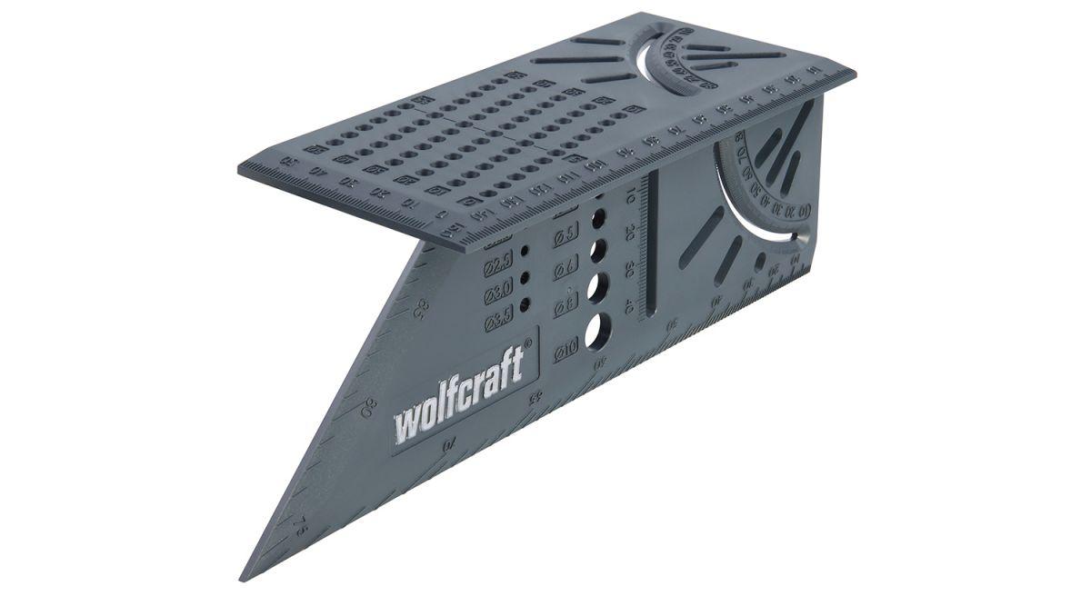 Wolfcraft 3D úhelník 5208000