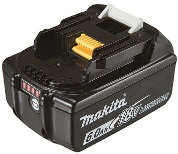 Makita 197422-4 akumulátor 18V 6Ah