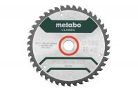 "Metabo pilový kotouč ""Precision cut wood - Classic"", 165x20 Z42 WZ 5° 628026000"