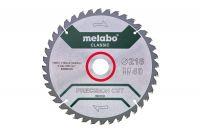 Metabo 628060000 pil kotouč 216x30 40z
